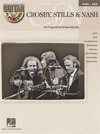 Crosby, Stills & Nash [With CD (Audio)]