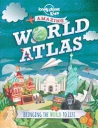 Kids Amazing World Atlas LP