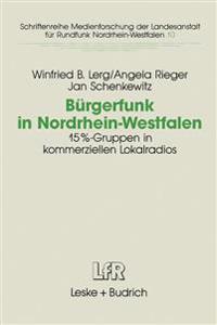 Bürgerfunk in Nordrhein-Westfalen