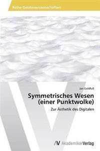 Symmetrisches Wesen (Einer Punktwolke)