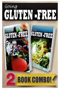 Gluten-Free Greek Recipes and Gluten-Free Italian Recipes: 2 Book Combo