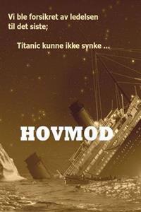 Hovmod: En bok om hovmodet i menigheten - Kjell Sorsdal   Inprintwriters.org