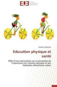 Education Physique Et Sante