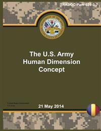 Tradoc Pam 525-3-7 the U.S. Army Human Dimension Concept 21 May 2014