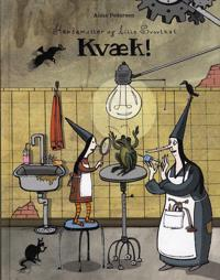 Heksemutter og lille Svovlhat - kvæk!