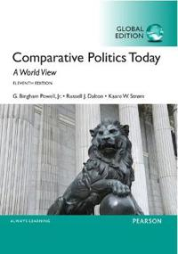 Comparative Politics Today: A World View, Global Edition