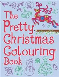 The Pretty Christmas Colouring Book