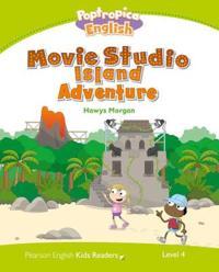 Level 4: poptropica english movie studio island adventure