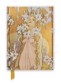 Mucha the Flowers