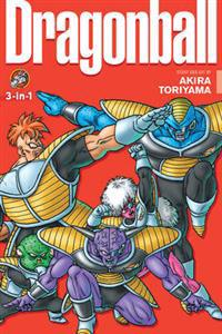 Dragon Ball (3-In-1 Edition), Volume 8: Includes Volumes 22, 23 & 24