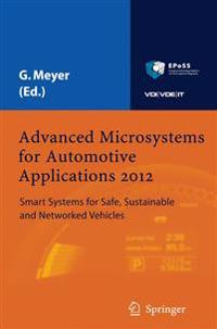 Advanced Microsystems for Automotive Applications 2012