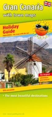 Holiday Guide Gran Canaria 1 : 85 000