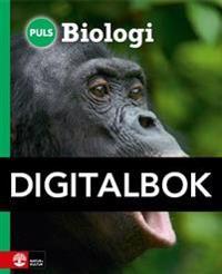 PULS Biologi 7-9 Grundbok Interaktiv, fjärde upplagan