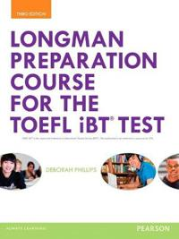 Longman Preparation Course for the TOEFL IBT Test + MyEnglishLab and Passcode