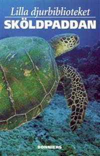 Lilla djurbiblioteket 1 Skölpaddan