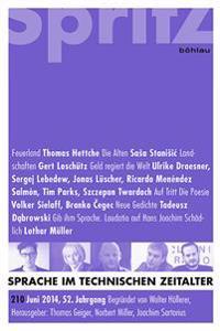 Sprache im technischen Zeitalter. Heft 210 Juni 2014