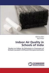 Indoor Air Quality in Schools of India