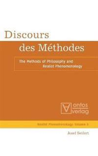 Discours Des Méthodes