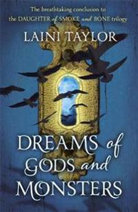 Dreams of gods and monsters - the sunday times bestseller. daughter of smok