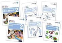 Numicon: Number, Pattern and Calculating 2 Easy Buy Pack