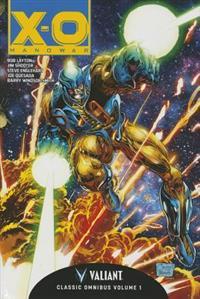 X-O Manowar Classic Omnibus 1