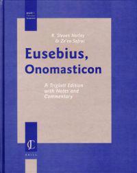 Eusebius, Onomasticon