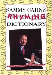 Sammy Cahn's Rhyming Dictionary