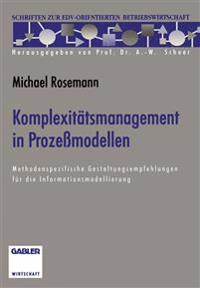 Komplexitätsmanagement in Prozeßmodellen