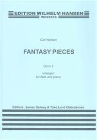 Fantasy Pieces Op. 2: Flute and Piano