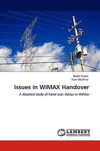 Issues in Wimax Handover