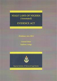 Nials Laws of Nigeria