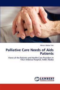 Palliative Care Needs of AIDS Patients