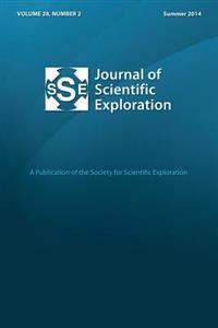 Journal of Scientific Exploration Summer 2014 28: 2