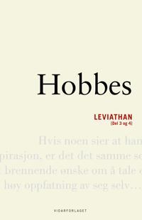 Leviathan, eller En kirkelig og sivil stats innhold, form og makt