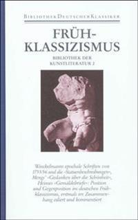 Frühklassizismus
