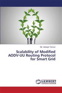 Scalability of Modified Aodv-Uu Routing Protocol for Smart Grid