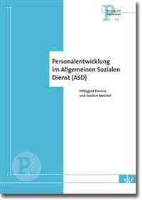 Personalentwicklung im Allgemeinen Sozialen Dienst