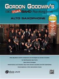 Gordon Goodwin's Big Phat Play Along, Vol 2: Alto Saxophone, Book & DVD-ROM