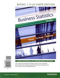 Business Statistics with MyStatLab for Business StatCrunch Student Access Kit