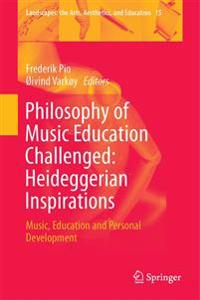 Philosophy of Music Education Challenged