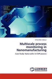 Multiscale Process Monitoring in Nanomanufacturing