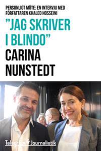 """""""Jag skriver i blindo"""" - Personligt möte: En intervju med författaren Khaled Hosseini"""