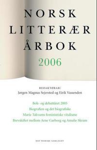 Norsk litterær årbok 2006 -  pdf epub