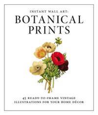 Instant Wall Art: Botanical Prints