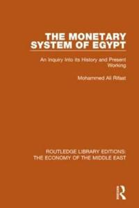 The Monetary System of Egypt