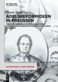 Adelsreformideen in Preusen