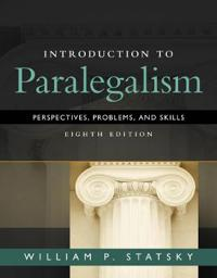 Introduction to Paralegalism