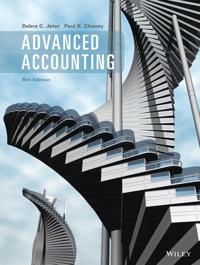 Advanced Accounting, Binder Ready Version