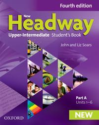New Headway 4e Upper-Intermediate Students Book A
