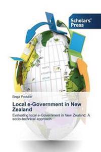 Local E-Government in New Zealand